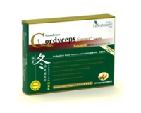 Lifestream Greenhouse Cordyceps Stroma <br> (pack size 60) x 6